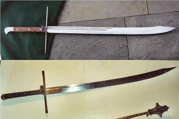 Großes Messer (Mittelalter